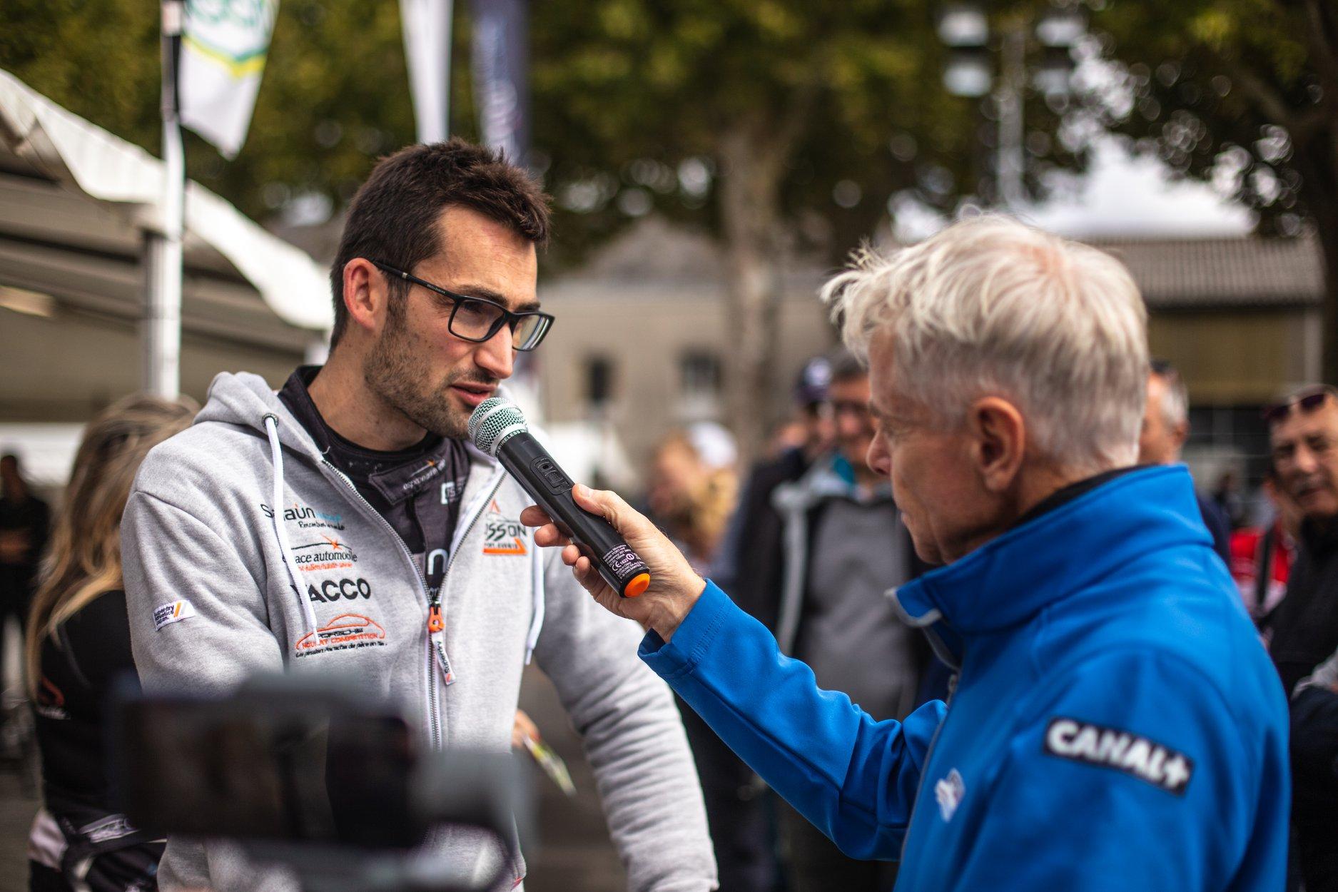 Tony Cosson livre ses impressions sur le Rallye